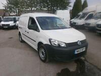 Volkswagen Caddy Maxi C20 1.6 Tdi 102Ps Van DIESEL MANUAL WHITE (2013)