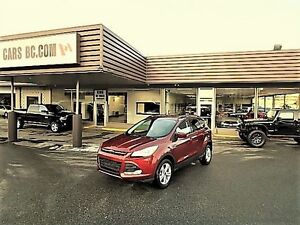 2015 Ford Escape 4WD ECOBOOST