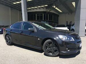 2014 Holden Commodore VF SV6 Storm Black 6 Speed Automatic Sedan Beckenham Gosnells Area Preview