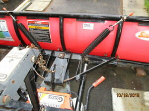 CURTIS 3000 SNO-PRO PLOW FOR SALE
