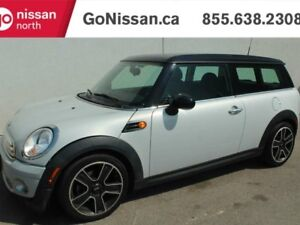 2013 MINI Cooper Clubman AUTO, LEATHER, PUSH START, HEATED SEATS
