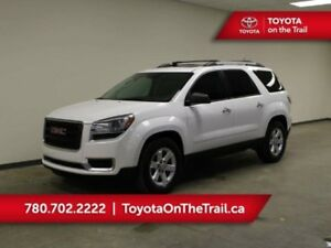2016 GMC Acadia SLE-2; 7 PASSENGER, LEATHER, AWD, DVD PLAYER, DU