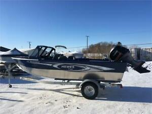 HEWESCRAFT SPORTSMAN 180 WITH 115HP YAMAHA SHO