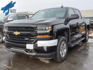 2018 Chevrolet Silverado 1500 CREW CAB SHORT BOX