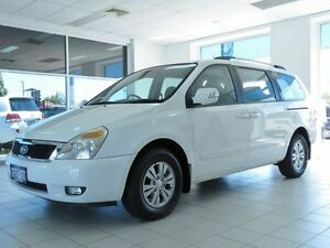 2012 Kia Grand Carnival VQ MY13 SI White 6 Speed Automatic Wagon Morley Bayswater Area Preview
