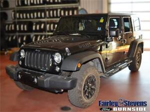 2015 Jeep Wrangler Unlimited Sport 264 Bi-Weekly OAC