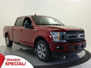 2018 Ford F-150 XLT 4x4 - SYNC Connect, Navigation, Tow Package