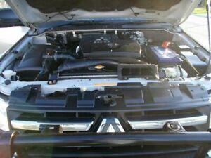2007 Mitsubishi Pajero NS X Silver 5 Speed Auto Sports Mode Wagon Maddington Gosnells Area Preview