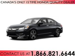 2016 Honda Accord COMING SOON** SPORT SEDAN | HONDA PLUS WARRANT