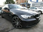 2008 BMW 320i E90 MY08 Executive Steptronic Black 6 Speed Auto Steptronic Sedan Clyde Parramatta Area Preview