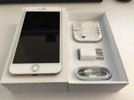 Apple iPhone 6 - 64GB - Gold (Unlocked) Smartphone Excellent condition Free box accessories