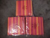 CHAIR SEAT PADS SET OF 6 ALL NEW