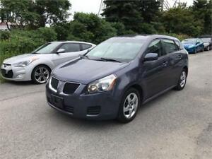 2009 Pontiac Vibe AUTO, Safety & ETEST for ON or QC INCL.