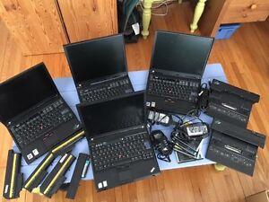 IBM ThinkPads for sale