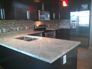 GRANITE & QUARTZ COUNTERTOPS ON SALES SALES, FREE SINK!!!