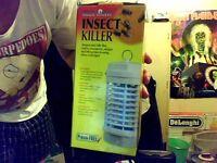 blue light insect killer poisen free