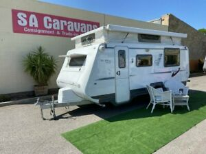 2010 AVAN THE RHYS with AIR CONDITIONING  and SINGLE BEDS Klemzig Port Adelaide Area Preview