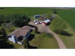 FOR SALE: Peaceful Acreage on 5.73 acres just outside city limit