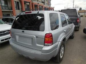 2005 Ford Escape Hybird