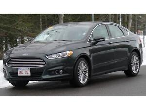 2016 Ford Fusion SE ($3,000 Price Drop!!)