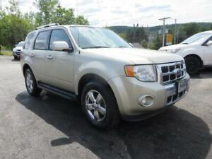 99$ BI WEEKL ONLY $5990 2010 Ford Escape Limited LEATHER SUNROOF