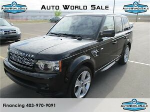 2013 LAND ROVER -RANGE ROVER SPORT HSE LUXURY | WARRANTY