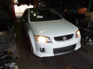 Holden Commodore VE OMEGA 3.6 AUTO SEDAN WHITE MAGS Beenleigh Logan Area Preview