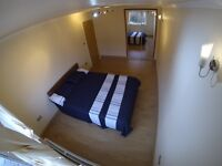 Newly decorated double bedrooms in Kingston