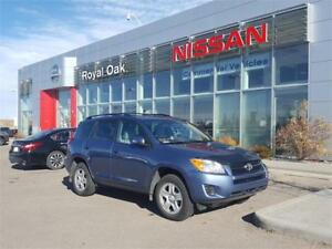 2010 Toyota RAV4 4WD **Perfect For The Winter**