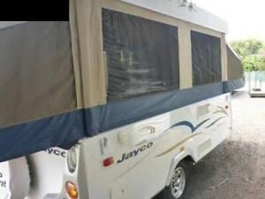 Jayco Eagle Camper Trailer 2008