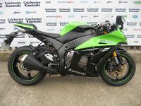 "Kawasaki ZX10-R ABS ""15 Plate"" Immaculate Bike"