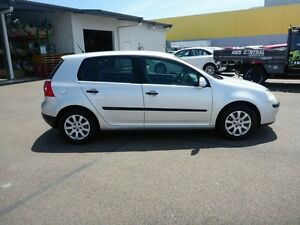 2007 Volkswagen Golf V MY07 Comfortline Tiptronic Silver 6 Speed Sports Automatic Hatchback Vincent Townsville City Preview