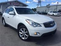 2010 Infiniti EX35, Accident Free, Leather, Spotless, Like new !
