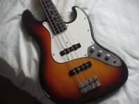 ESP 400 SERIES JAZZ BASS MADE IN JAPAN 1983