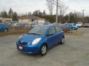 "2007 Toyota Yaris ""LE""-ONLY 119,000 KM-FULLY LOADED-EXTRA CLEAN!"