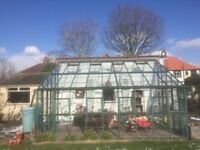 GENUINE ROBINSONS LEAN TO GREENHOUSE FOR SALE £350