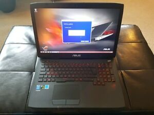 Asus Republic of Gamers Laptop G751j