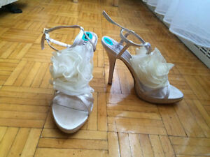 a beautiful pair sandals for go out