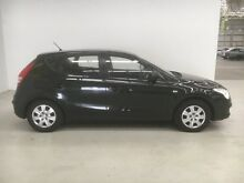 2009 Hyundai i30 FD MY09 SX Black 4 Speed Automatic Hatchback Edgewater Joondalup Area Preview