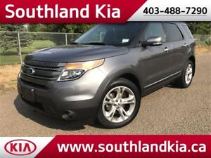 2013 Ford Explorer LIMITED AWD **LEATHER-NAV-SUNROOF**