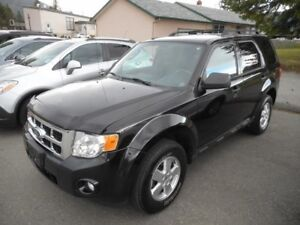 2011 FORD ESCAPE - 4 Door Station Wagon XLT 4WD