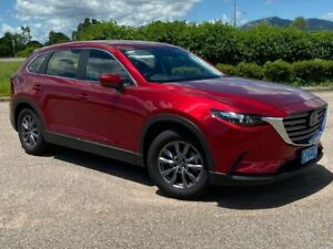 2019 Mazda CX-9 TC Sport Red Sports Automatic Garbutt Townsville City Preview