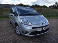 Citroen Grand C4 Picasso 2.0HDi 16v EGS Exclusive 2008 58 *LOW MILES, HUGE SPEC*