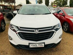 2018 Holden Equinox EQ MY18 LS+ FWD White 6 Speed Sports Automatic Wagon Minchinbury Blacktown Area Preview