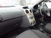 VAUXHALL CORSA D AIRBAG KIT COMPLETE INC DAH STEERING WHEEL SEAT BELTS 2011 2012 USED
