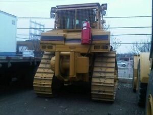 "Cat D8R Dozer c/w Winch, 13'2"" blade Fire Suppression System  12 Cornwall Ontario image 3"
