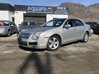 2007 Ford  Fusion WARRANTY INCLUDED Kamloops British Columbia Preview