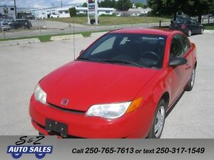 2007 Saturn ION local 1 owner very clean!