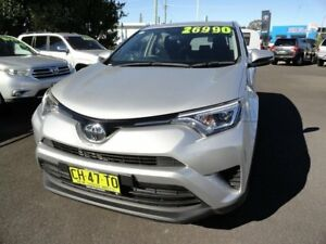 2016 Toyota RAV4 ALA49R GX AWD Silver 6 Speed Sports Automatic Wagon West Ballina Ballina Area Preview