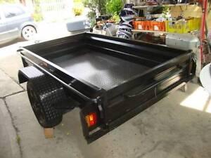 7x4 box trailer Queanbeyan Queanbeyan Area Preview